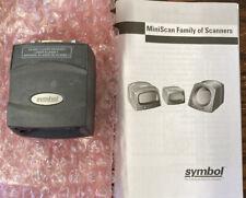 Symbol Ms 4407 I000r 2d Usb Barcode Scanner Nib