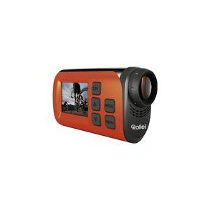 Rollei S-30 WiFi Action Cam - Orange