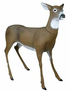 Deer Decoy Doe Whitetail Hunting Collapsible Portable Heavy Duty Gift Him New