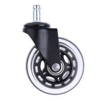 4pcs Trolley Carts 1 inch Dia 360 Degree Rotation Swivel Caster Wheel G4I3