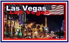 Las Vegas, USA - Negozio di souvenir novità Magnete del frigorifero - NUOVO -