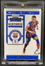 2019-20 Chronicles Soccer Contender Historic Ticket FC Barcelona Neymar Jr
