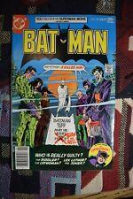 Batman 291 classic 'Who Killed Batman?' cover Joker 1977   nice