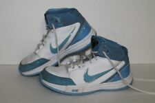 Nike Dream Youth Basketball Shoes, #383193-142, White/Blue,Youth US Size 4 Youth