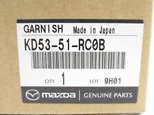 Genuine OEM Mazda KD53-51-RC0B Passenger Rear Lower Door Garnish 2013-2016 CX-5