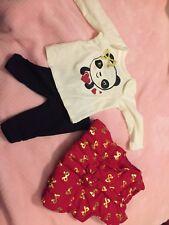 newborn girl clothes set