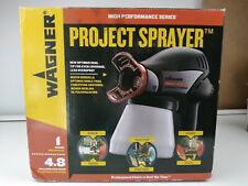 Wagner Project Sprayer 1 Speed 4.8 Gallons per Hour High Performance Series