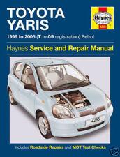 Manuales de reparación y servicios Toyota