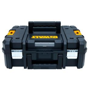 DEWALT DWST17807 TSTAK II Flat Top Tool Case Box Storage Workshop Equipment NEW
