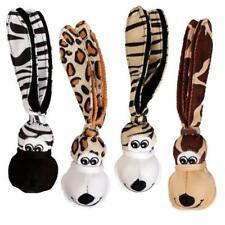1 x KONG Hundespielzeug Wubba Floppy Ears Größe S - Tiger, Leopard usw. 513830