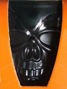 Black Skull Plastic shot Glasses  set of 4  New Halloween