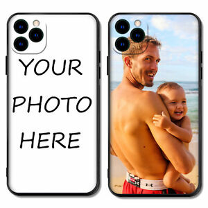 Customized Soft TPU Silicone Phone Case Cover Personalize Photo Image Picture