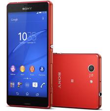 "4.6"" Unlocked Sony Ericsson Xperia Z3 Compact D5803 16GB 4G Smartphone Orange"