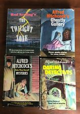 Lot 3 ALFRED HITCHCOCK'S Ghostly Gallery Daring Detectives Solve-Them-Yourself