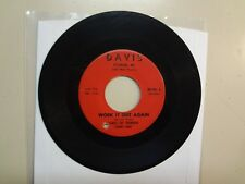 "LORDS OF THUNDER:Work It Out Again-Don't You Ever-U.S. 7"" Davis Recording BD-105"