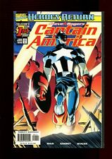 CAPTAIN AMERICA 1(6.5)(FN+)MARK WAID-MARVEL(b030)