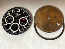 1 NOS dial  CHOPARD MILLE MIGLIA  Edition 1998  dia 30.90 mm ETA 2892