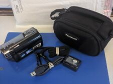 Panasonic HC-V500P Full HD Camcorder 2D-3D, 50x Stabilized Optical Zoom - Black