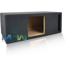 "CUSTOM-PORTED ENCLOSURE BOX for 8"" KICKER® Solo-Baric L5 L7 SUB 0.8 ft^3 @ 34Hz"