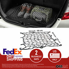 Floor Style Trunk Cargo Net 35x59 Mesh Storage Organizer For Ford Ranger