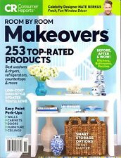 Consumer Reports November 2017 Room By Room Makeovers 253 Top-Rated Products