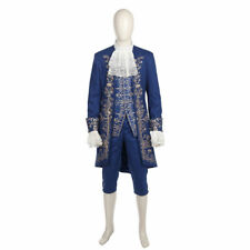 Beauty and the Beast The Beast Prince Adam Full Set Fancy Cosplay Costume