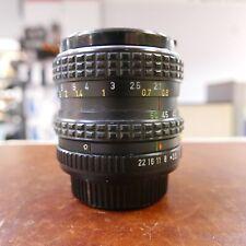 USATO Pentax SMC LENTE 28-50mm F3.5-4.5 M - 1 Anno Gtee