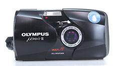Olympus mju II Lens 35mm F 2.8  (Réf#C-623)