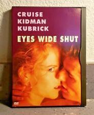 Eyes Wide Shut (Dvd) Snap Case Nicole Kidman, Tom Cruise Ln