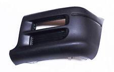 Front Bumper End Cap Black L/H For Mitsubishi L200 K74 2.5TD 01/1996-06/2001