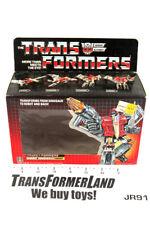 Swoop Package Dinobot 1985 Vintage Hasbro G1 Transformers