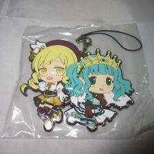 Sana and Mami Keychain Strap Puella Magi Madoka Magica Magia Record
