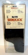 Uncle Mikes Sidekick Vertical Shoulder Holster For Large Semi Auto Pistol