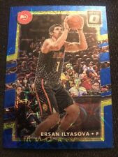 Ersan Ilyasova 2017-18 Donruss Optic #5 Blue Velocity Holo Parallel