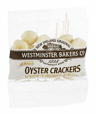 Westminster Bakers Crackers Oyster Old Fash - .5 OZ (Pack 150)