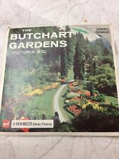 View-Master The Butchart Gardens Victoria B.C.