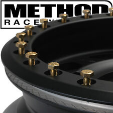 Method Wheels Replacement Beadlock Hardware Inc 24 1.0 Inch Bolts And 24 Washers