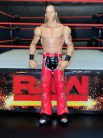Shawn Michaels - Basic Series 4 - WWE Mattel Wrestling Figure