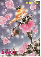 Poster SAINT TAIL - Lisa e Seya, un solo cuore per lo stesso segreto - A