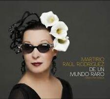 Raul Martirio, Marti - De Un Mundo Raro-Cantes Por Chavela [New CD] Argentina