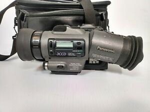 Panasonic AG-EZ1 / 3CCD / 20x Zoom Video Camera no battery or charger not tested