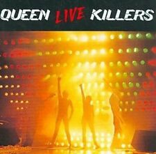 Live Killers 0720616106629 by Queen CD