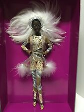 Barbie 2012 Steven Burrows Pazette Barbie Doll Gold Label Edition