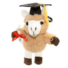 Graduation Animals Back Pack Clip - Llama