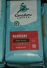 5- Caribou Coffee, Mohogany, Ground Dark Roast, 12-ounces 2019