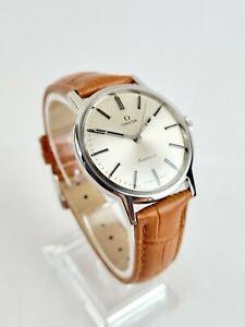Superb 1970 Vintage Omega Geneve, ref. 135.070 Cal.601 Gents Wristwatch