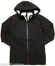 Mens Lululemon Panelled Warmth Jacket Parka in Black sz M