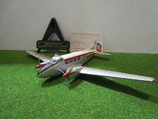 DH 104 DOVE 1B G-AIWF DAN AIR LONDON gris au 1/72 OXFORD 72DV001 avion militaire