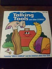 New ListingTalking Tools and Other Stories - Children's Bible Hour Staff Vinyl Record 1984