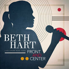 BETH HART FRONT AND CENTER DIGIPAK CD & DVD ALL REGIONS NTSC NEW